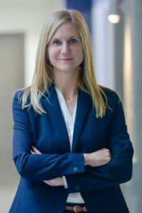 Cléa Bouchat, avocate à Lausanne
